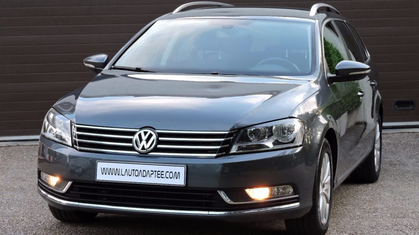 volkswagen passat sw break 2 0 tdi 140 boite dsg. Black Bedroom Furniture Sets. Home Design Ideas