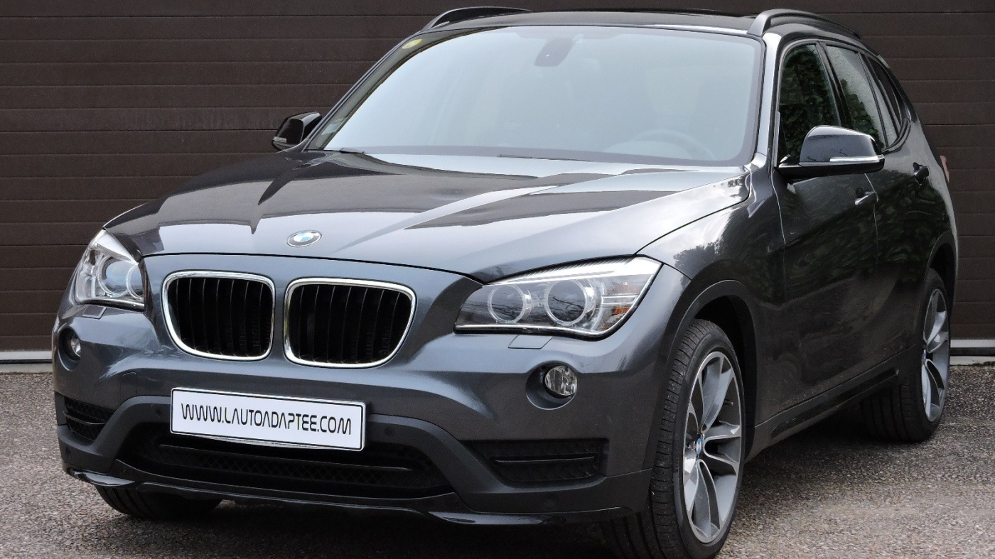 bmw x1 xdrive 20da 184ch sport xenon toit ouvrant. Black Bedroom Furniture Sets. Home Design Ideas