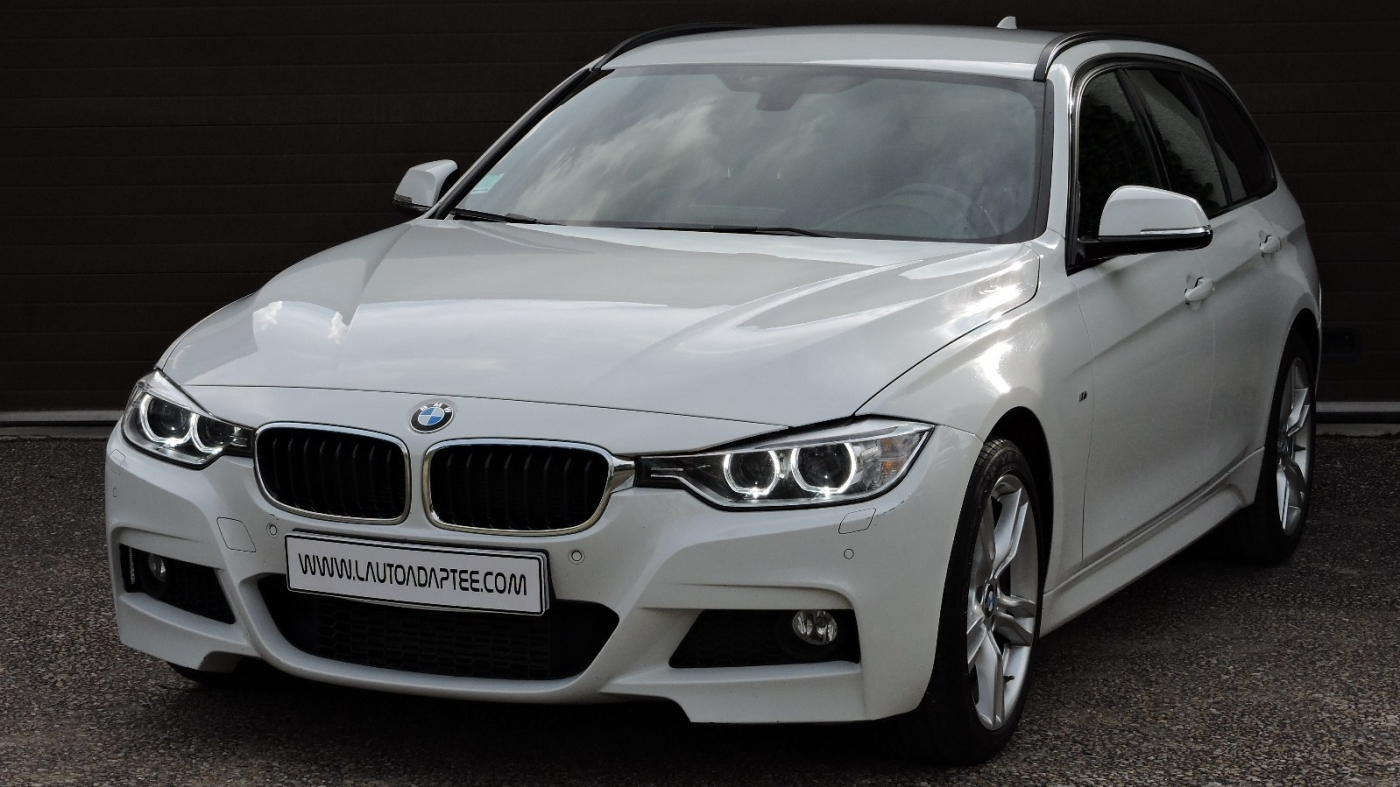 bmw s rie 3 touring 330d xdrive 258 pack m sport. Black Bedroom Furniture Sets. Home Design Ideas