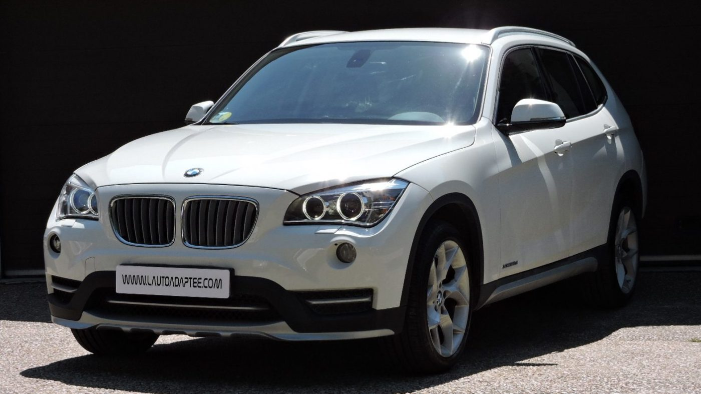 bmw x1 xdrive 20d 184 xline 44 000km 1ere main. Black Bedroom Furniture Sets. Home Design Ideas