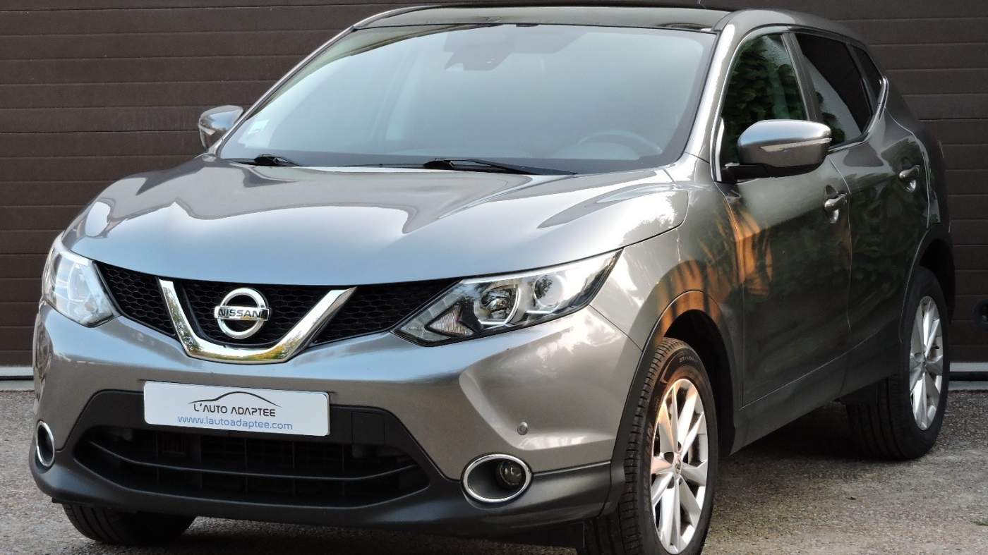 nissan qashqai 1 6 dci 130ch connect edition. Black Bedroom Furniture Sets. Home Design Ideas