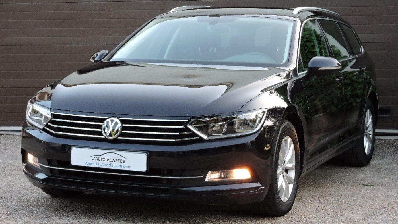 volkswagen passat sw 1 6 tdi 120 confort business dsg7. Black Bedroom Furniture Sets. Home Design Ideas