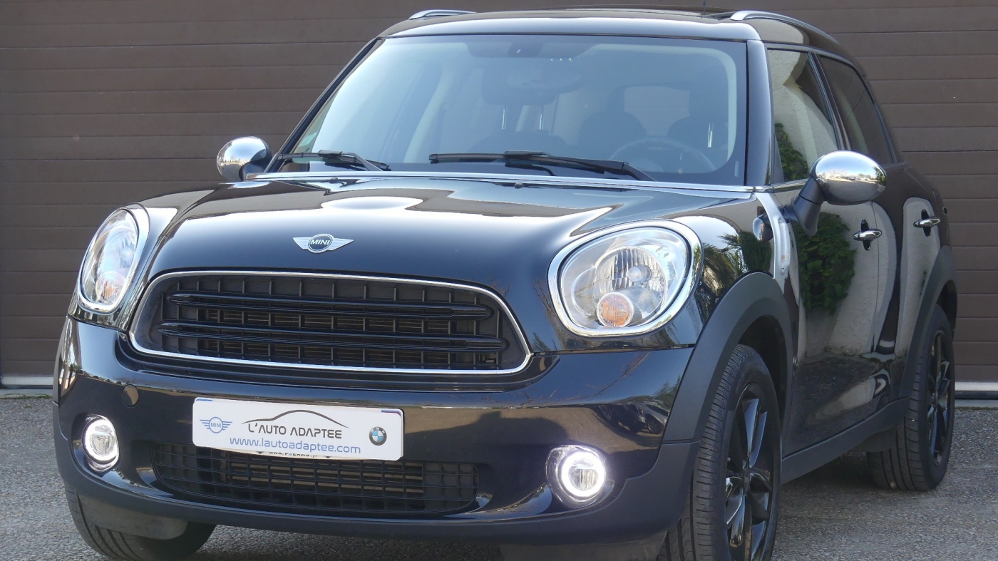 Mini Countryman One D 90 Toit Ouvrant 1ere Main