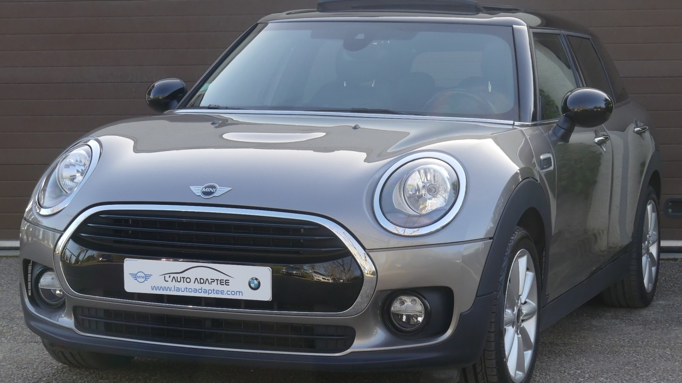 Mini Clubman Cooper D 150 Red Hot Chili Bva Toit Ouvrant